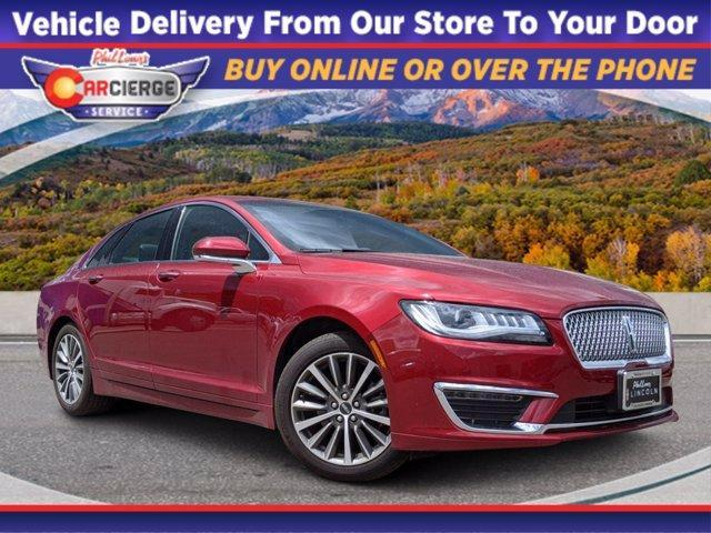 2018 LINCOLN MKZ Vehicle Photo in Colorado Springs, CO 80905