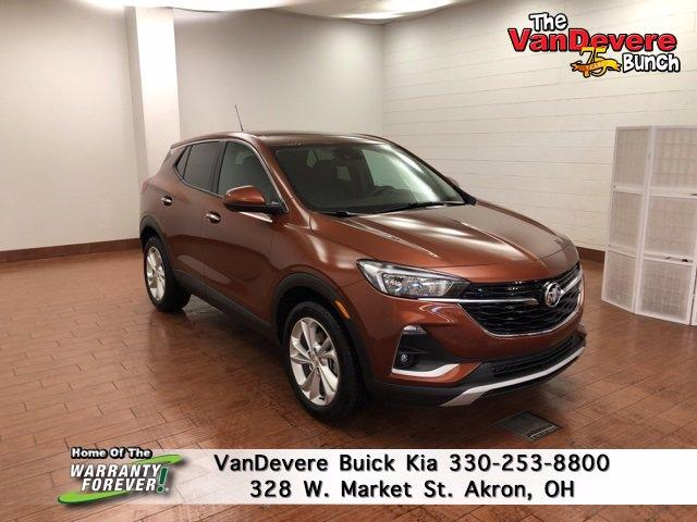 2021 Buick Encore GX Vehicle Photo in AKRON, OH 44303-2185
