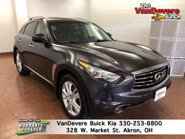 2012 INFINITI FX35 Vehicle Photo in Akron, OH 44303