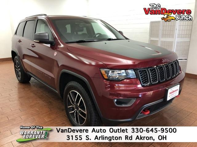 2020 Jeep Grand Cherokee Vehicle Photo in Akron, OH 44312