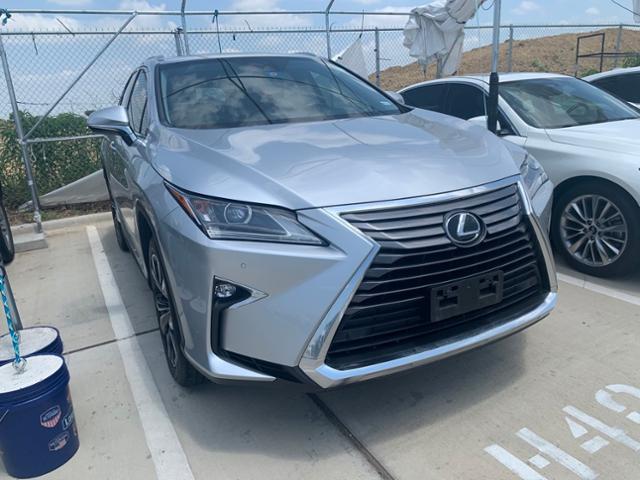 2018 Lexus RX 350L Vehicle Photo in Grapevine, TX 76051