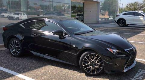 2017 Lexus RC 350 Vehicle Photo in Fort Worth, TX 76132
