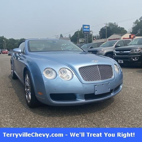 2007 Bentley Continental GT Vehicle Photo in TERRYVILLE, CT 06786-5904