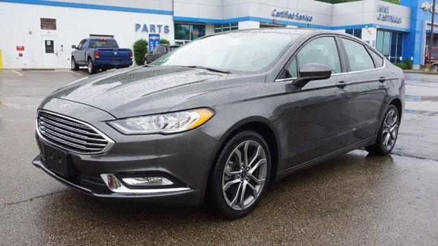 2017 Ford Fusion Vehicle Photo in Milford, OH 45150