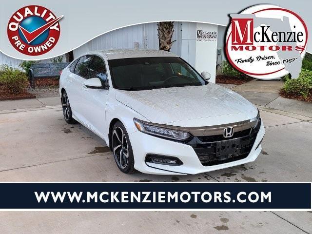 2018 Honda Accord Sedan Vehicle Photo in Milton, FL 32570