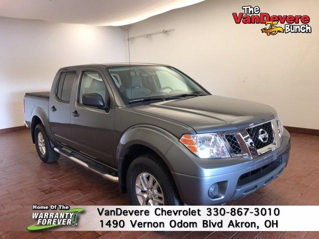 2019 Nissan Frontier Vehicle Photo in AKRON, OH 44320-4088