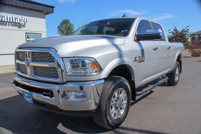 2017 Ram 2500 Vehicle Photo in Miles City, MT 59301-5791