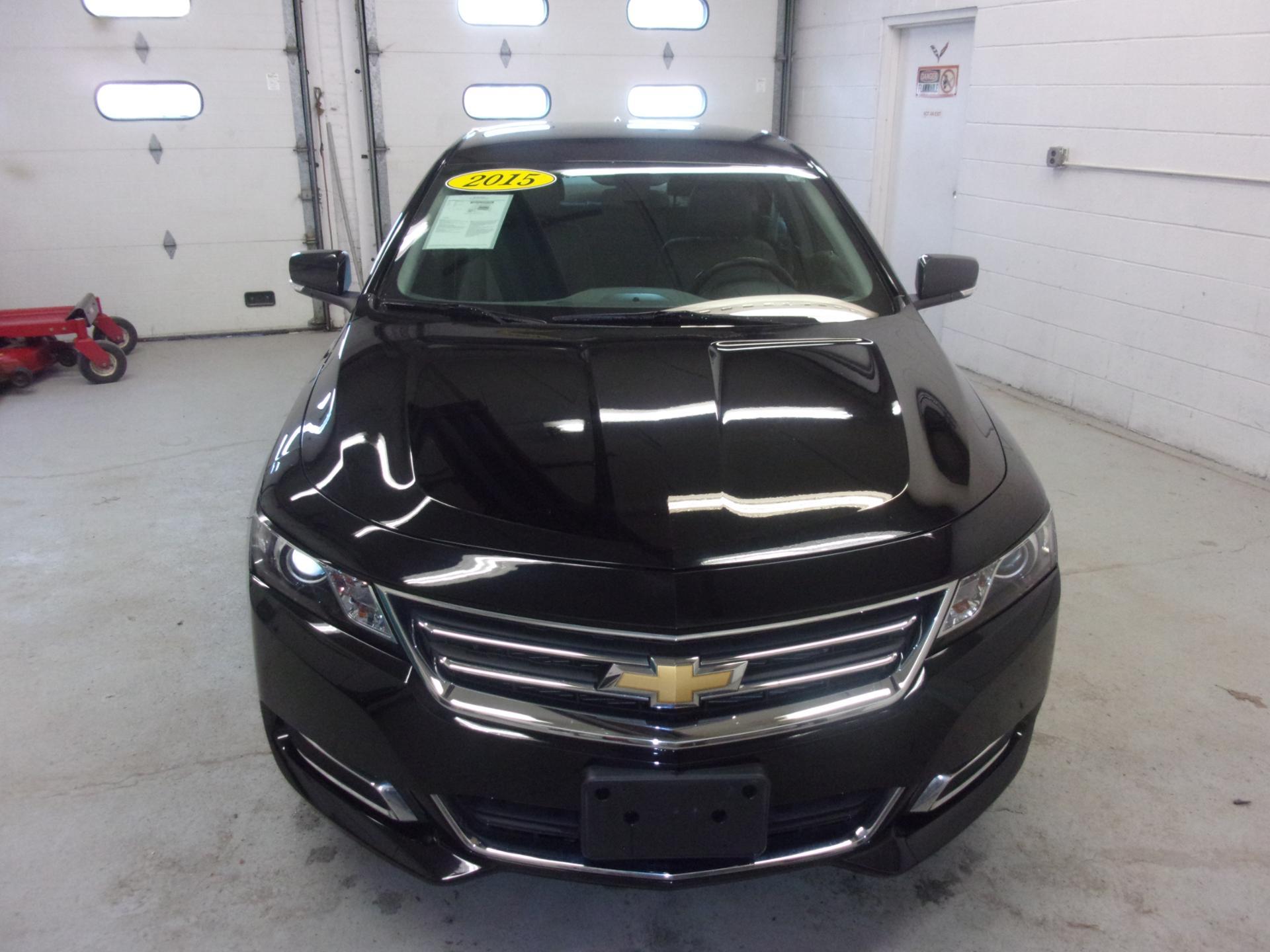 2015 Chevrolet Impala Vehicle Photo in Norwich, NY 13815