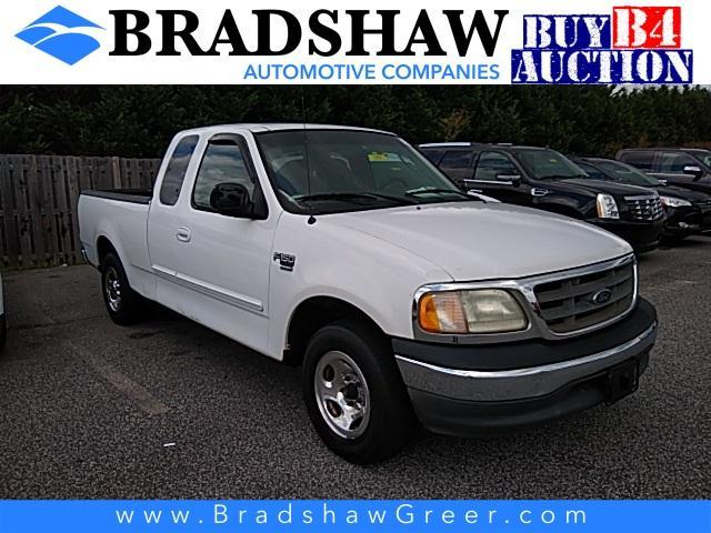 2002 Ford F-150 Vehicle Photo in GREER, SC 29651-1559