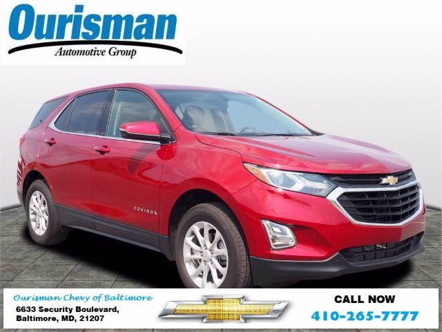 2019 Chevrolet Equinox Vehicle Photo in BALTIMORE, MD 21207-4000