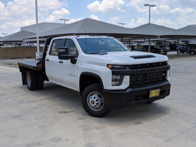 2021 Chevrolet Silverado 3500HD CC Vehicle Photo in Selma, TX 78154