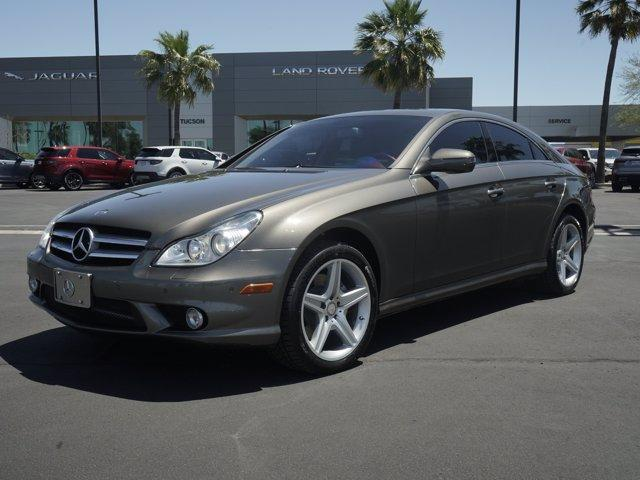 2011 Mercedes-Benz CLS-Class Vehicle Photo in Tucson, AZ 85705