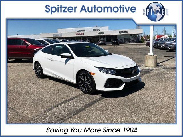 2019 Honda Civic Si Coupe Vehicle Photo in North Jackson, OH 44451