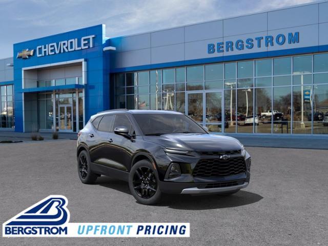 2021 Chevrolet Blazer Vehicle Photo in APPLETON, WI 54914-4656