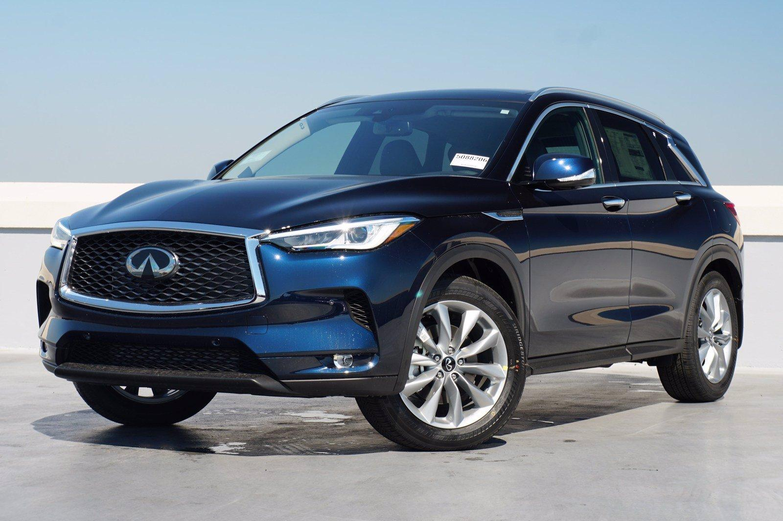 2021 INFINITI QX50 Vehicle Photo in Dallas, TX 75209