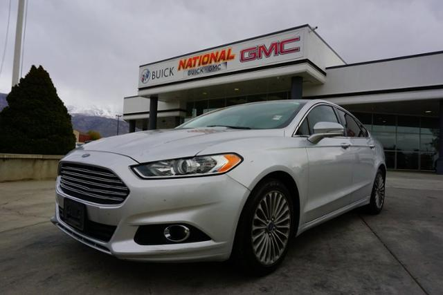 2014 Ford Fusion Vehicle Photo in American Fork, UT 84003