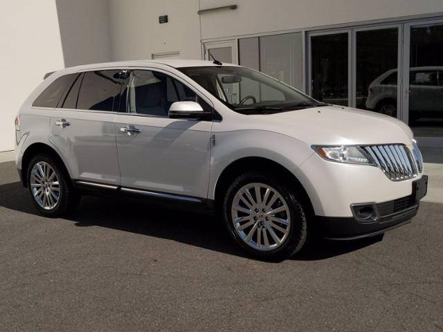 2013 LINCOLN MKX Vehicle Photo in CHARLOTTE, NC 28212