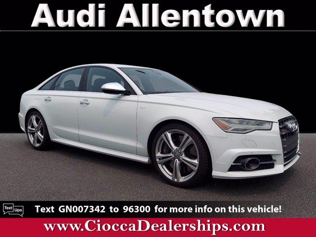 2016 Audi S6 Vehicle Photo in Allentown, PA 18103