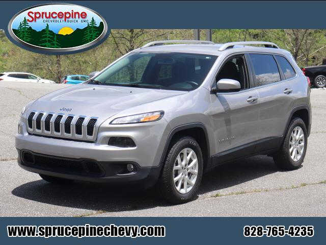 2018 Jeep Cherokee Vehicle Photo in Spruce Pine, NC 28777