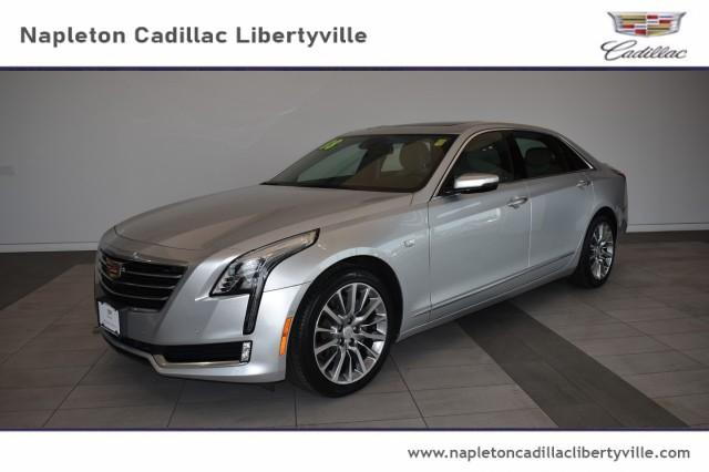 2018 Cadillac CT6 Vehicle Photo in Libertyville, IL 60048