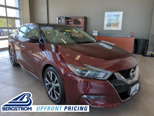 2016 Nissan Maxima Vehicle Photo in Green Bay, WI 54304
