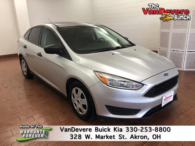 2017 Ford Focus Vehicle Photo in AKRON, OH 44303-2185