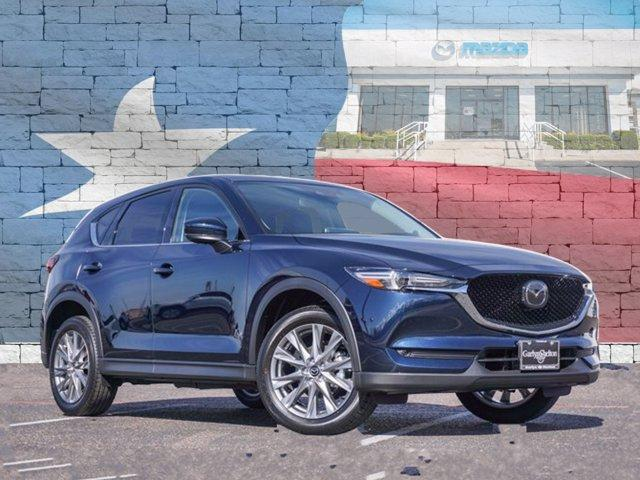 New 2021 Deep Crystal Blue Mica Mazda Cx 5 Suv For Sale In Temple Tx Jm3kfadm1m0335534
