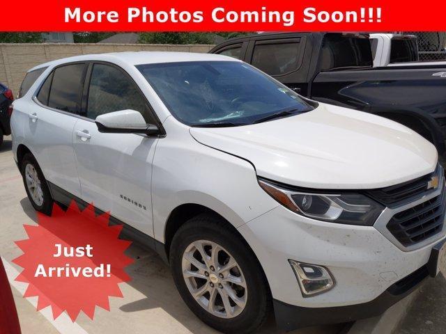 2018 Chevrolet Equinox Vehicle Photo in Selma, TX 78154