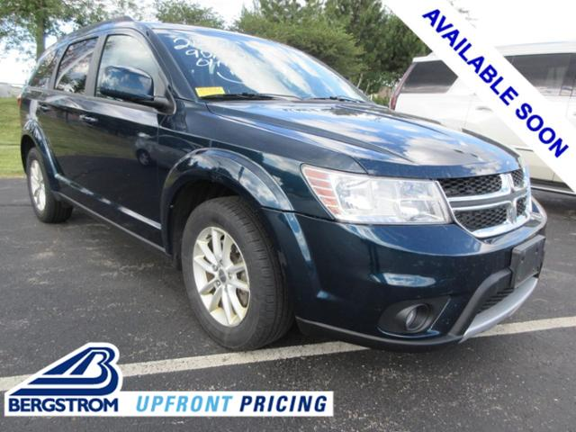 2014 Dodge Journey Vehicle Photo in Green Bay, WI 54304
