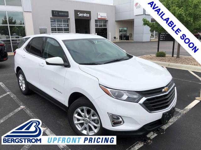 2018 Chevrolet Equinox Vehicle Photo in Appleton, WI 54913