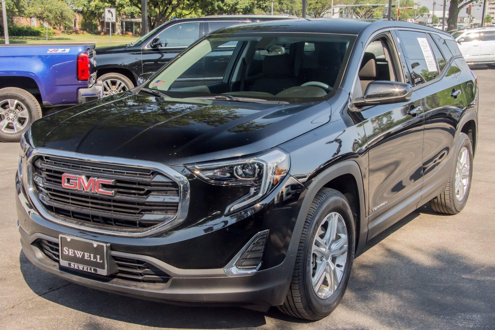 2018 GMC Terrain Vehicle Photo in Dallas, TX 75209