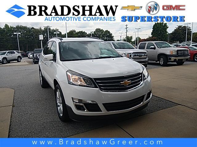 2017 Chevrolet Traverse Vehicle Photo in GREER, SC 29651-1559