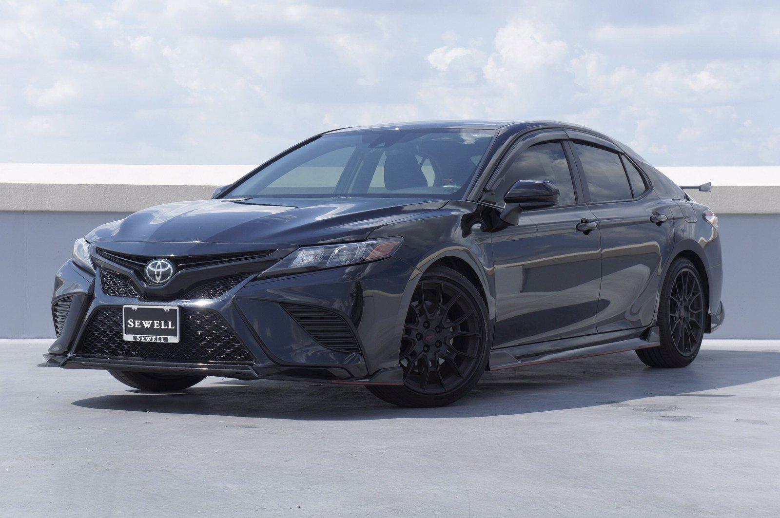 2020 Toyota Camry Vehicle Photo in Dallas, TX 75209