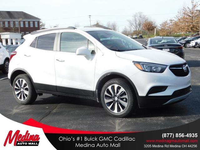 2021 Buick Encore Vehicle Photo in Medina, OH 44256