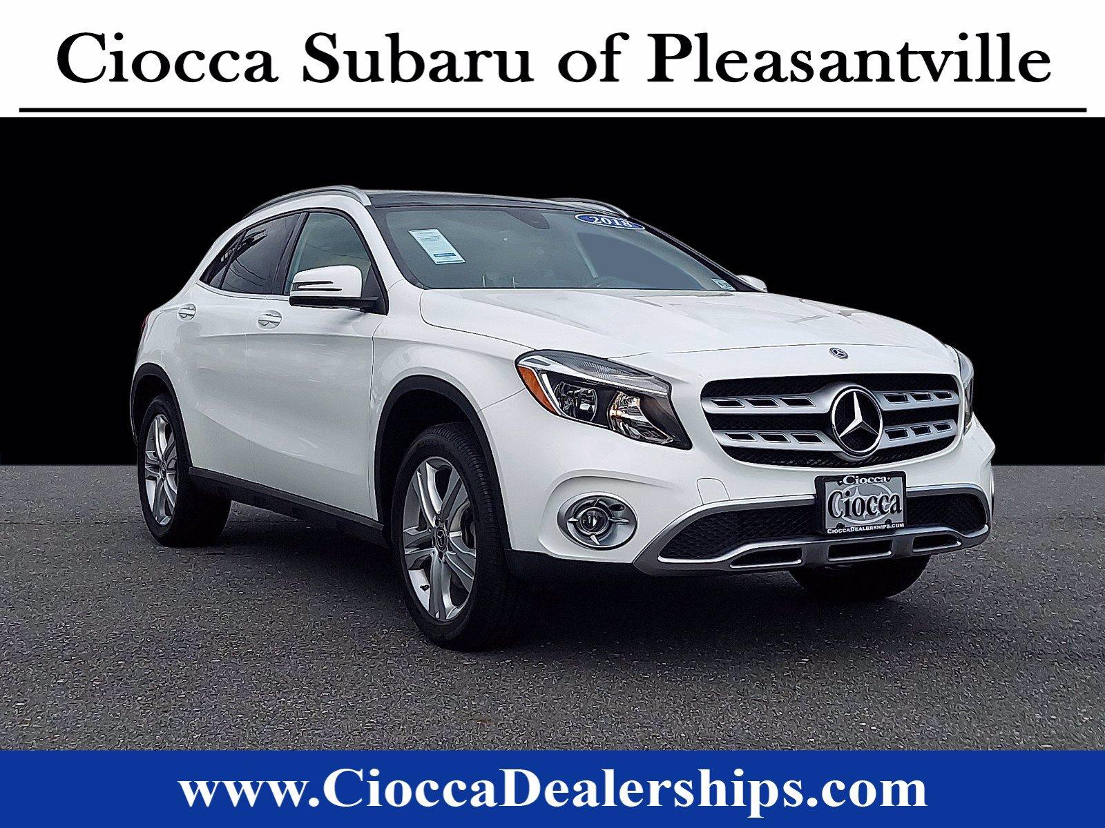 2018 Mercedes-Benz GLA Vehicle Photo in Pleasantville, NJ 08232