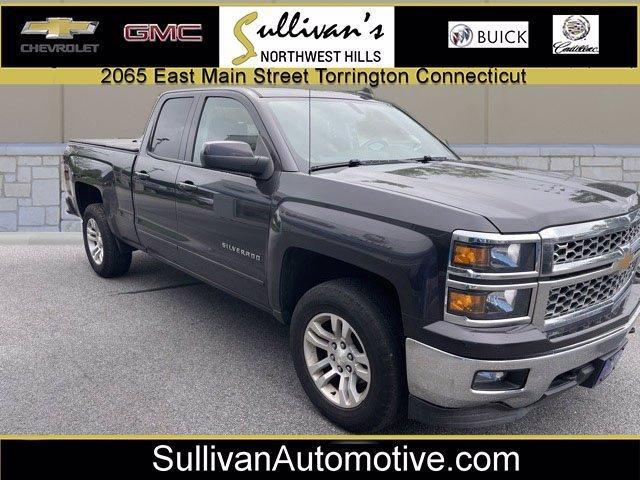 2015 Chevrolet Silverado 1500 Vehicle Photo in TORRINGTON, CT 06790-3111