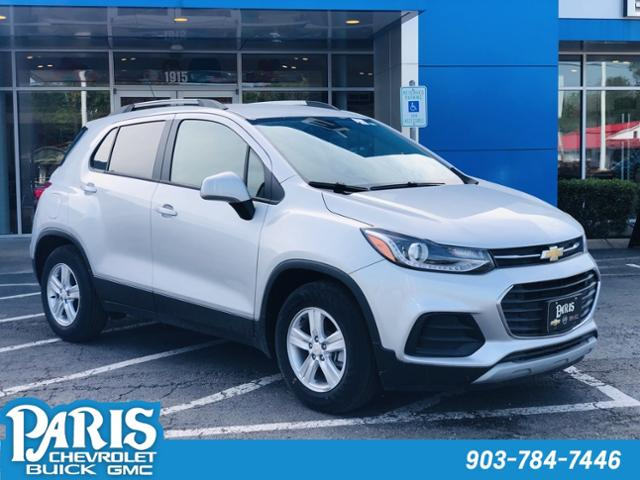 2021 Chevrolet Trax Vehicle Photo in Paris, TX 75460