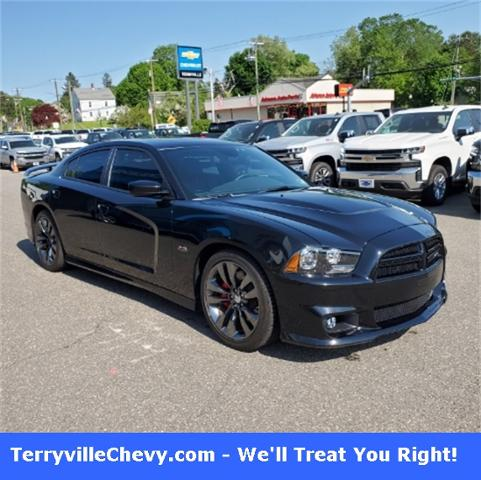 2014 Dodge Charger Vehicle Photo in Terryville, CT 06786