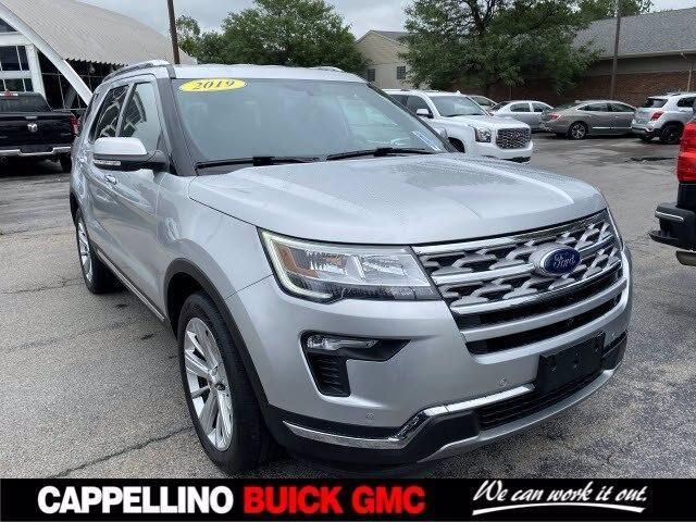2019 Ford Explorer Vehicle Photo in WILLIAMSVILLE, NY 14221-2883