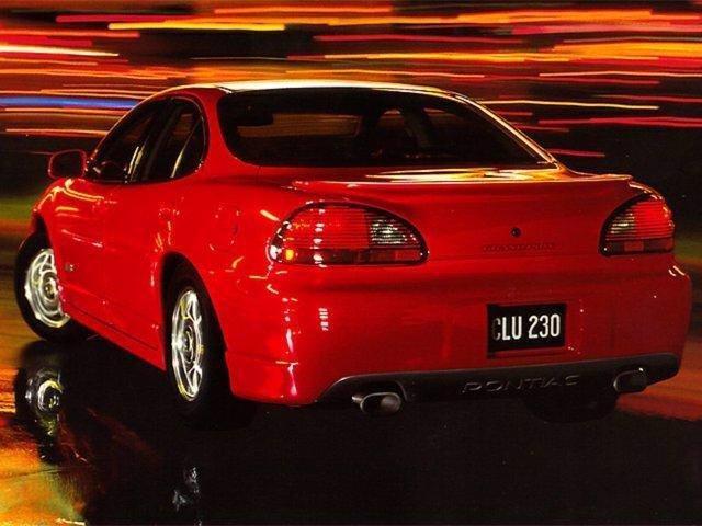 1998 Pontiac Grand Prix Vehicle Photo in Miles City, MT 59301-5791