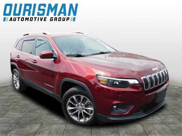2020 Jeep Cherokee Vehicle Photo in Clarksville, MD 21029