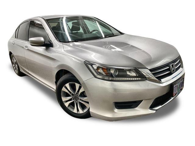 2014 Honda Accord Sedan Vehicle Photo in PORTLAND, OR 97225-3518