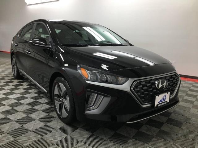 2021 Hyundai IONIQ Hybrid Vehicle Photo in Appleton, WI 54913