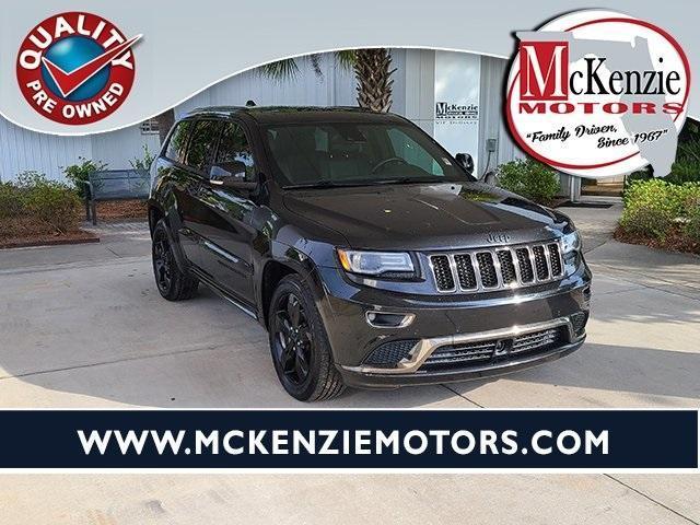 2015 Jeep Grand Cherokee Vehicle Photo in Milton, FL 32570