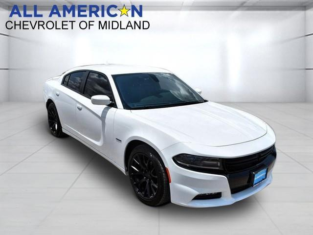 2016 Dodge Charger Vehicle Photo in MIDLAND, TX 79703-7718
