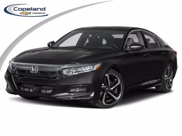 2020 Honda Accord Sedan Vehicle Photo in BROCKTON, MA 02301-7113