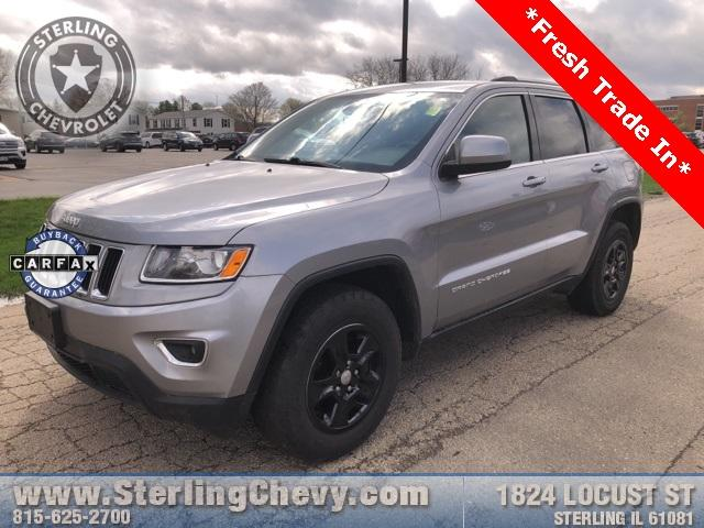 2015 Jeep Grand Cherokee Vehicle Photo in Sterling, IL 61081