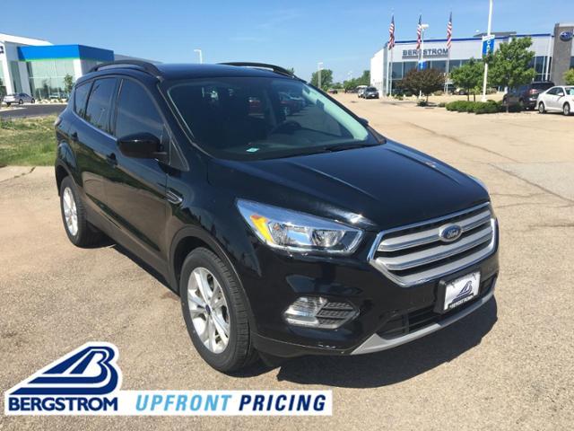 2018 Ford Escape Vehicle Photo in Oshkosh, WI 54904