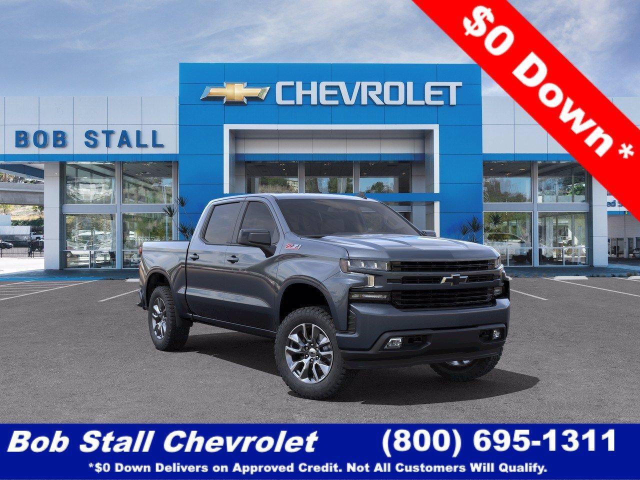 2021 Chevrolet Silverado 1500 Vehicle Photo in La Mesa, CA 91942