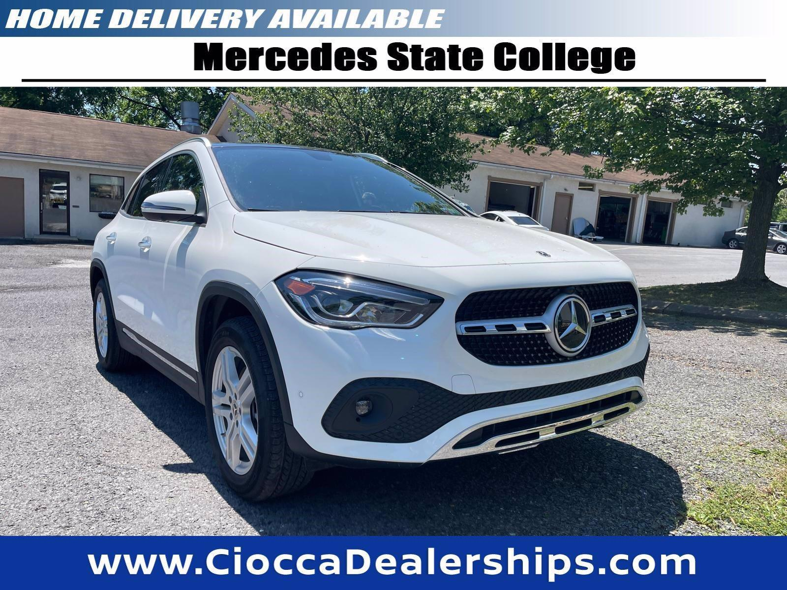 2021 Mercedes-Benz GLA Vehicle Photo in State College, PA 16801